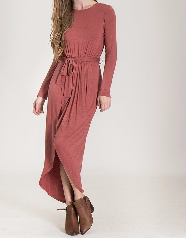 Malinda Dress-Front
