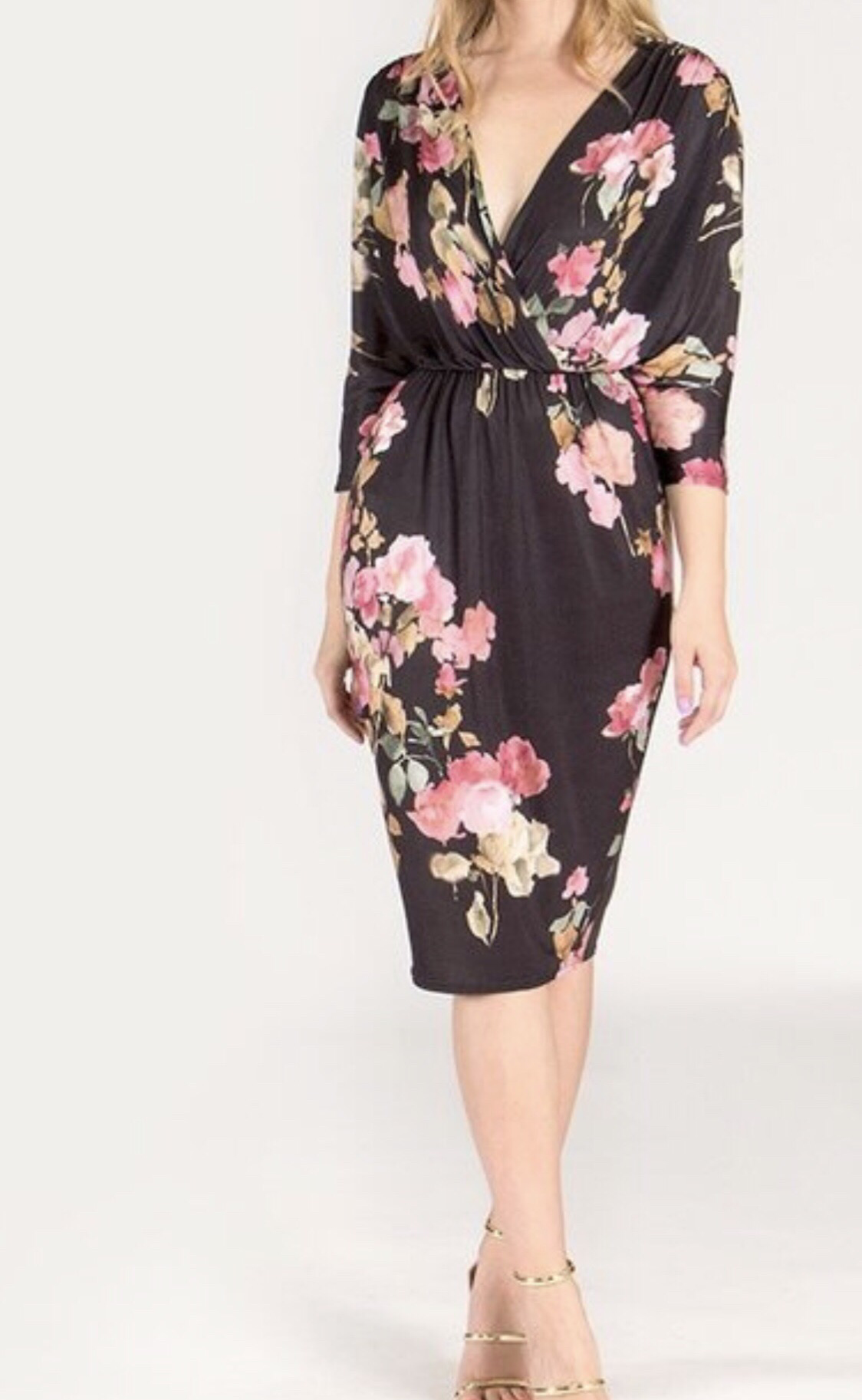 Bloomi Dress UPSR522-BLOOMI