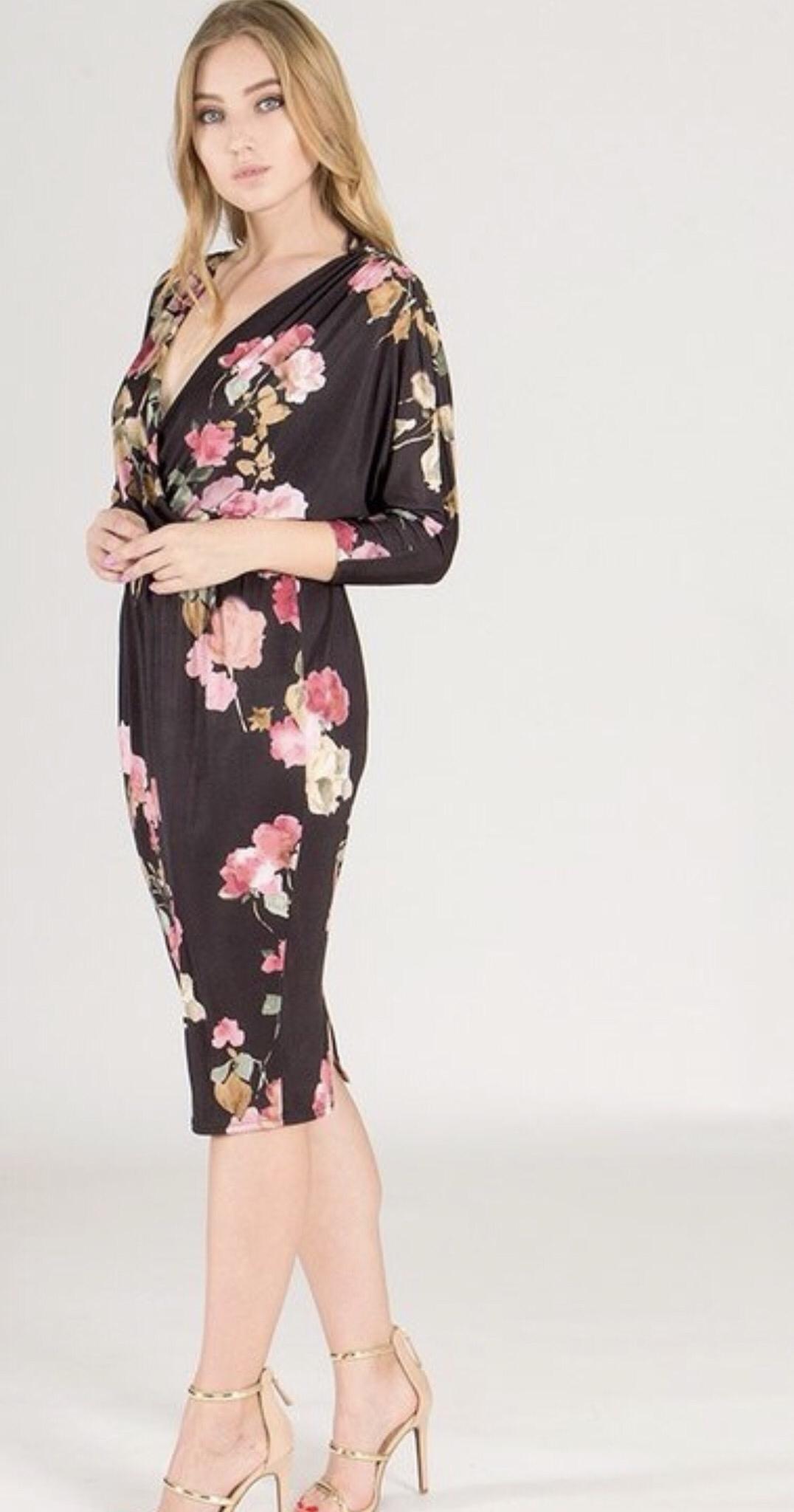 Bloomi Dress-Side