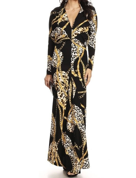 Oh Hello Maxi Dress UPDR623-OHHELLO