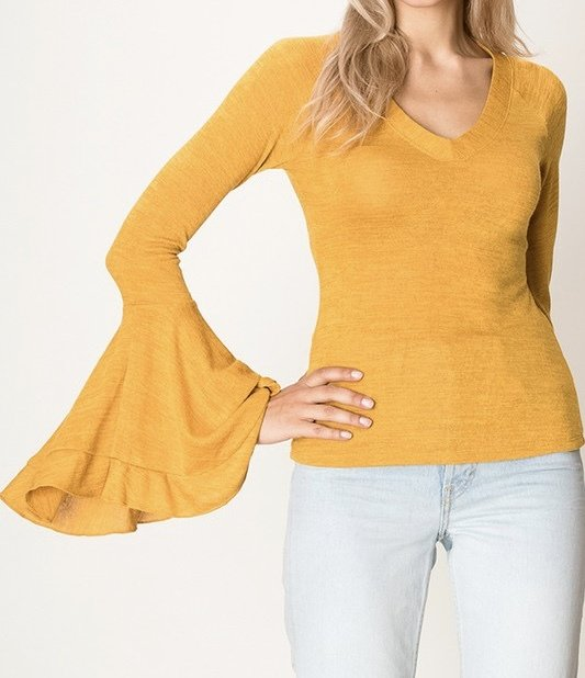 Goldielocks Top UPSH652-GOLDIELOCKS