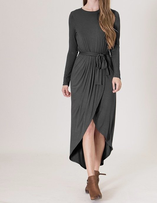 Malinda Dress Black