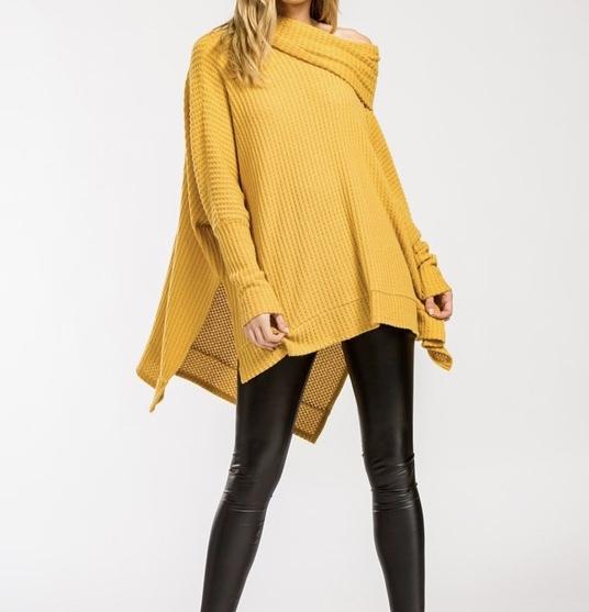 Sunnyside Oversized Sweater Full View