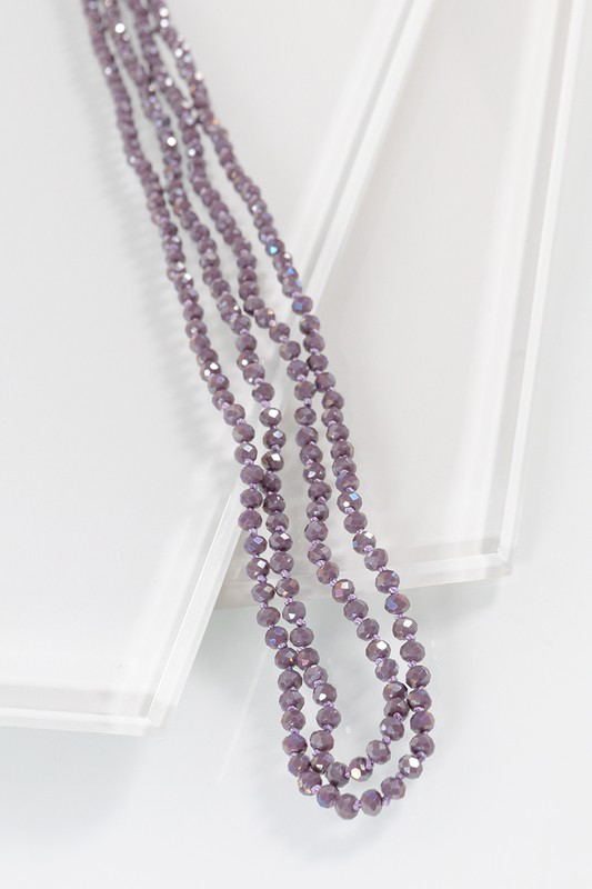 Dena 4mm 60 Inch Necklace