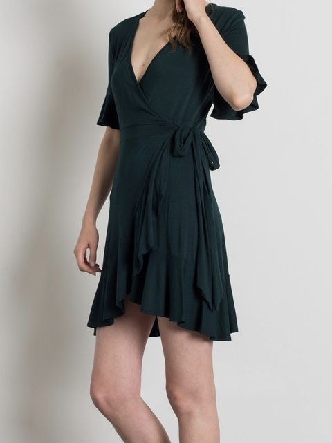 Lady Love Wrap Dress