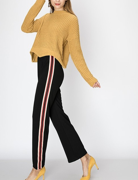 Step Up Straight Pant