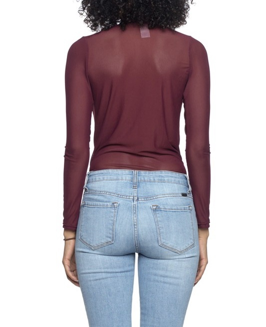 Rosalina Sheer Bodysuit