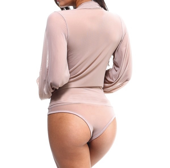 Pearla Sheer Bodysuit