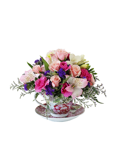Tea Time Bouquet 030A264-6401