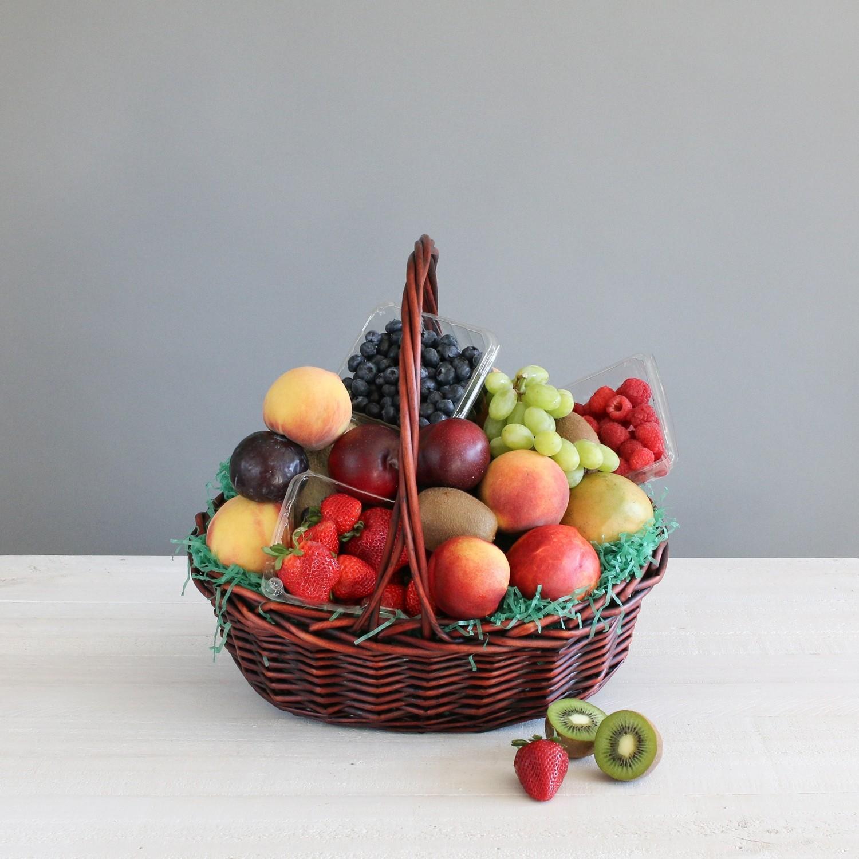 Summer Fruit Basket