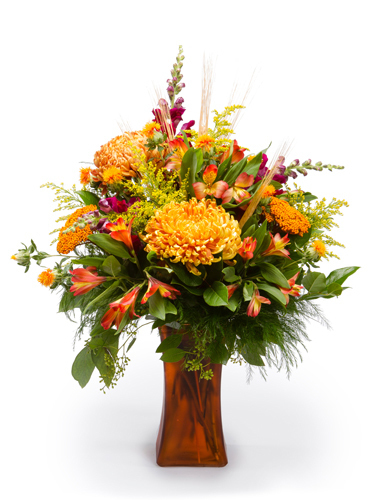 Expressions of Autumn Bouquet 030A48-6401