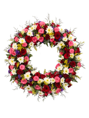 Remembrance Wreath 030A75-6401