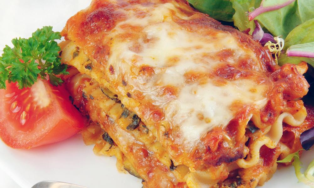 Spinach & Portabella Lasagna 064A004-6803