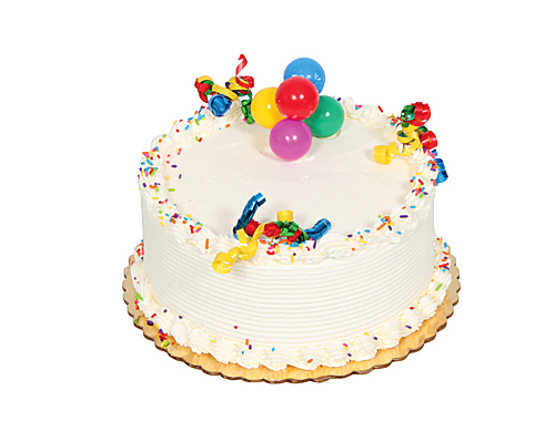 "8"" Cake 053A002-6701"