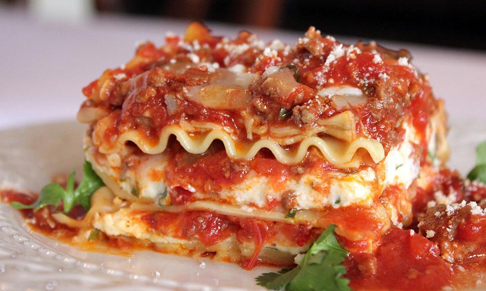 Meat Lasagna 063A005-6804