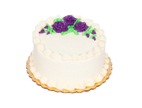 "6"" Cake 052A001-6700"
