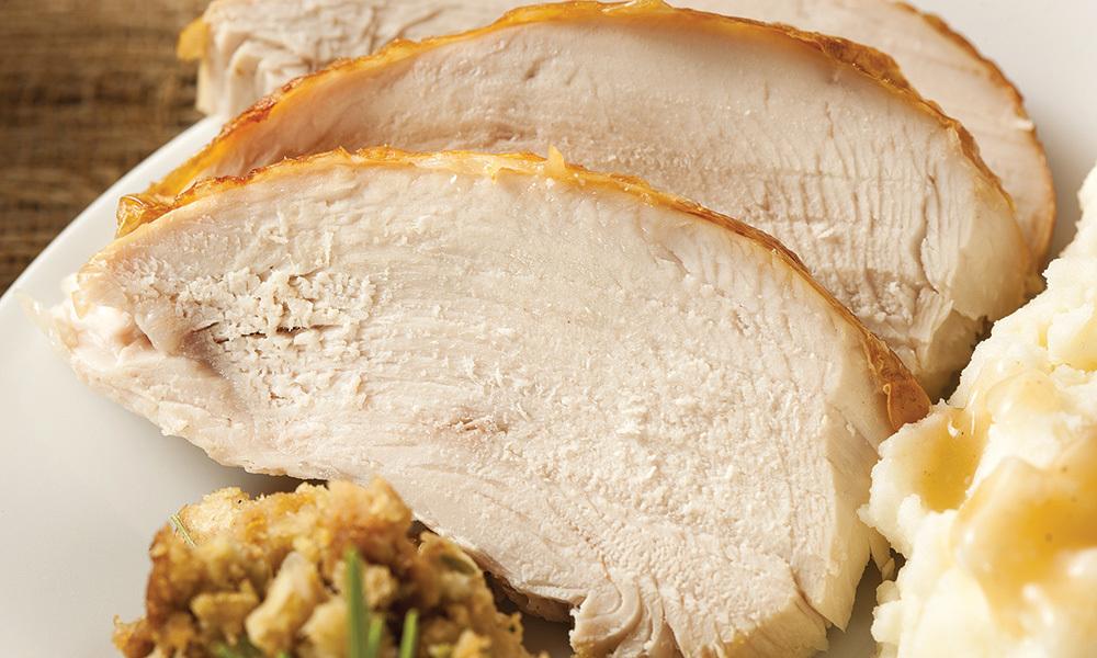 Roasted Turkey Breast 063A012-6811