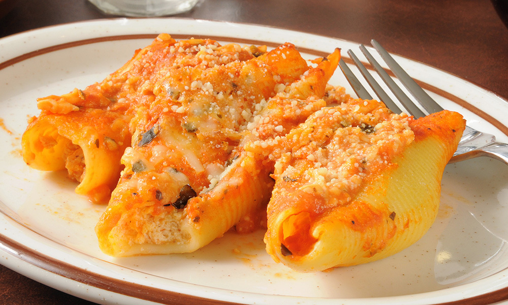 Stuffed Pasta Shells 061A020-6818
