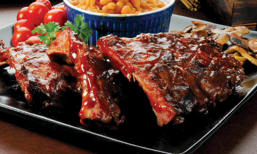 Baby Back Ribs 061A023-6821