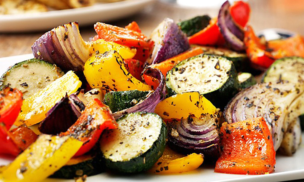 Oven Roasted Vegetables 061A036-6834