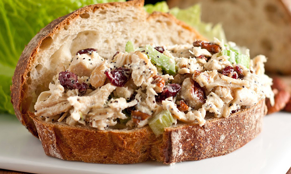 Gourmet Chicken Salad (per lb)