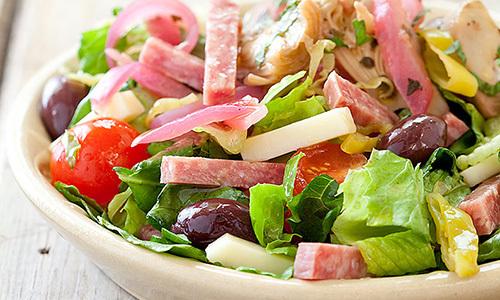Antipasto Salad (per lb) 081A049-6847