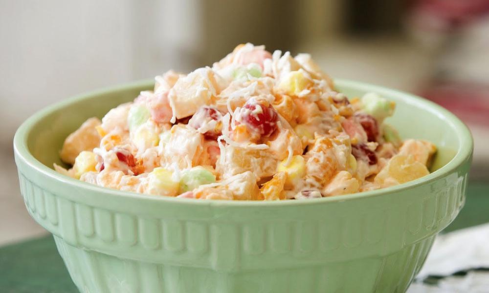 Ambrosia Salad (per lb)