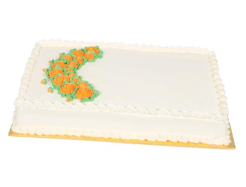 Full Sheet Cake 053A006-6709