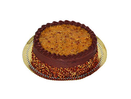 German Chocolate Cake 052A503