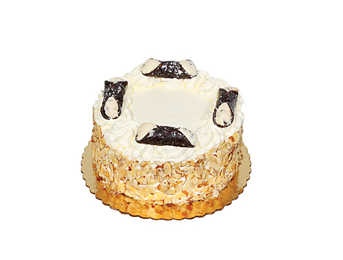 Classic Italian Cannoli Cake