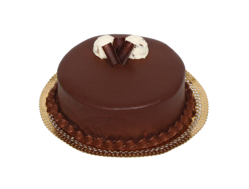 Chocolate Cannoli Cake 054A506
