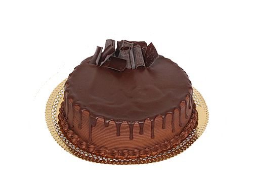 Chocolate Mousse Cake 054A512