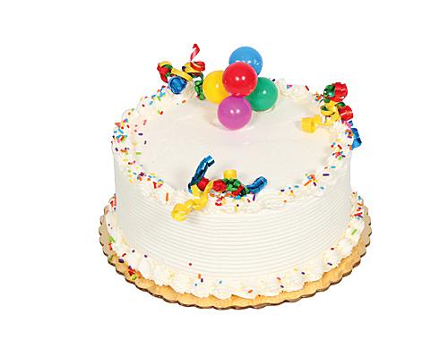 "8"" Cake 054A002-6701"