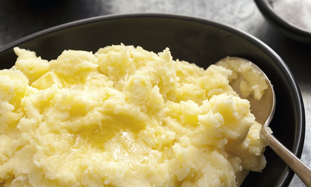 Mashed Potatoes 063H059-6835