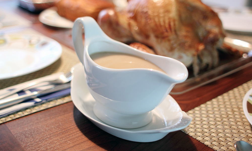 Turkey Gravy (per qt) 063H064-6853