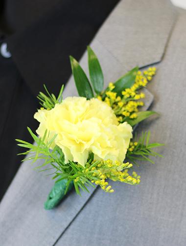 Carnation Boutonniere 030A135-6401
