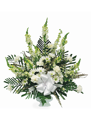 Peace and Tranquility Sympathy Bouquet 030A12-6401