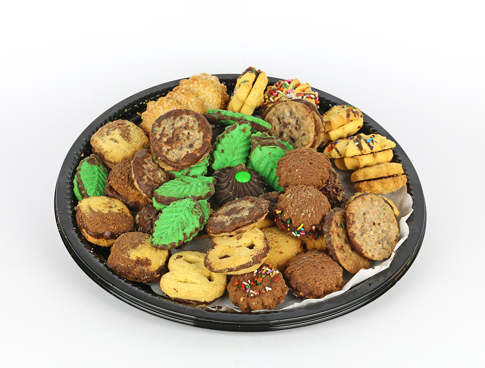 Assorted Butter Cookie Tray 054A550-6744