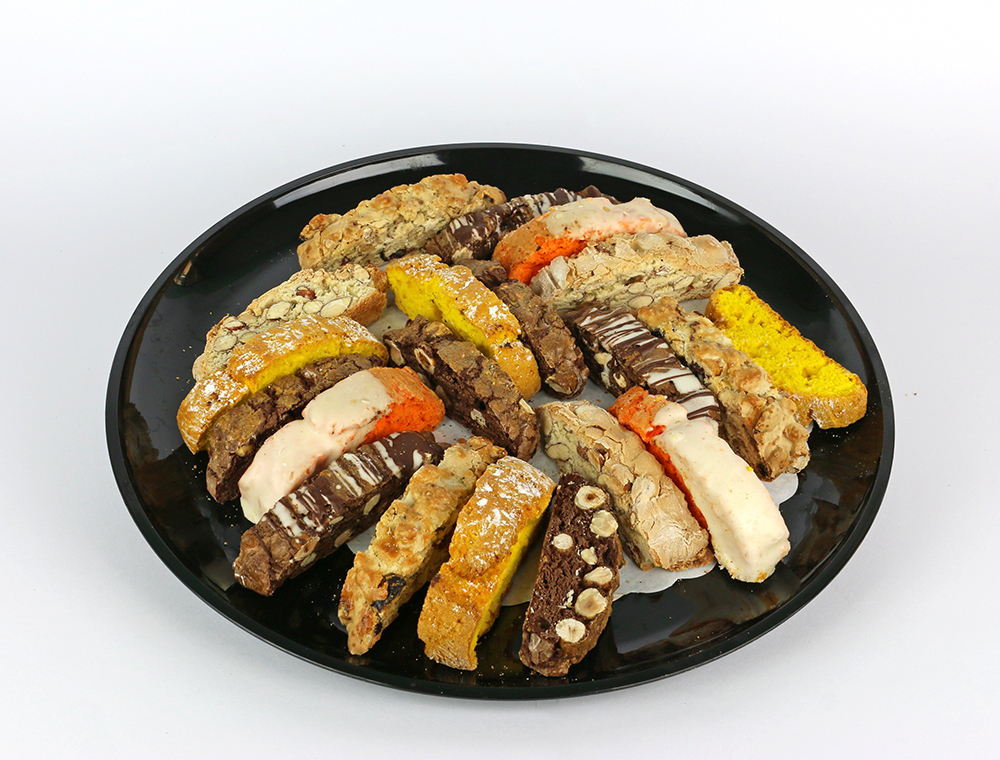 Assorted Biscotti Tray 054A551-6745
