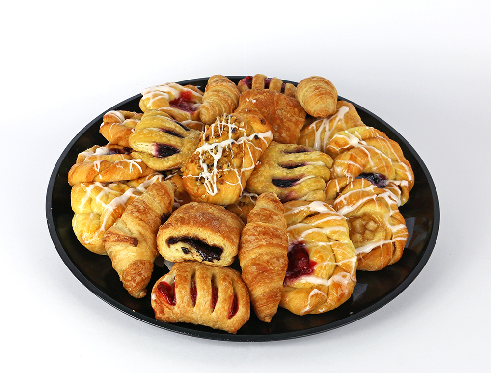 Mini Breakfast Pastry Tray 054A554-6748