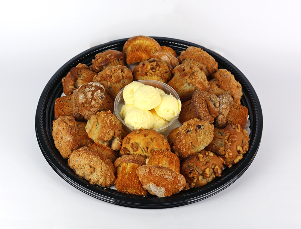 Muffin Tray with Whipped Butter 054A555-6749