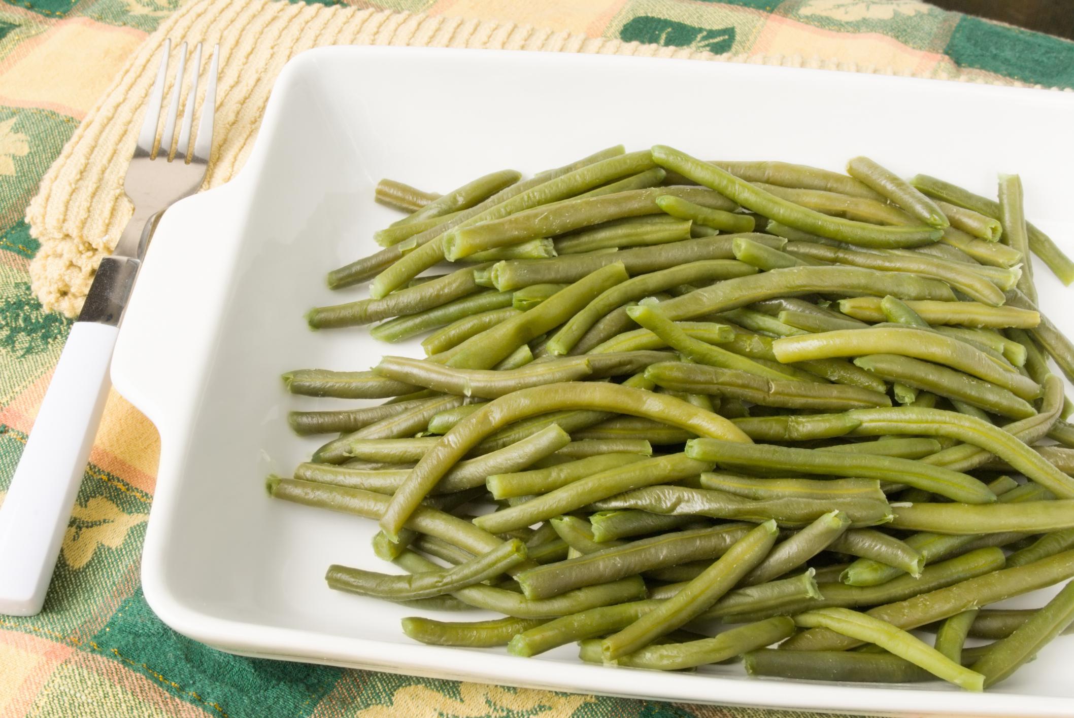 Steamed Green Beans 064H070-6855