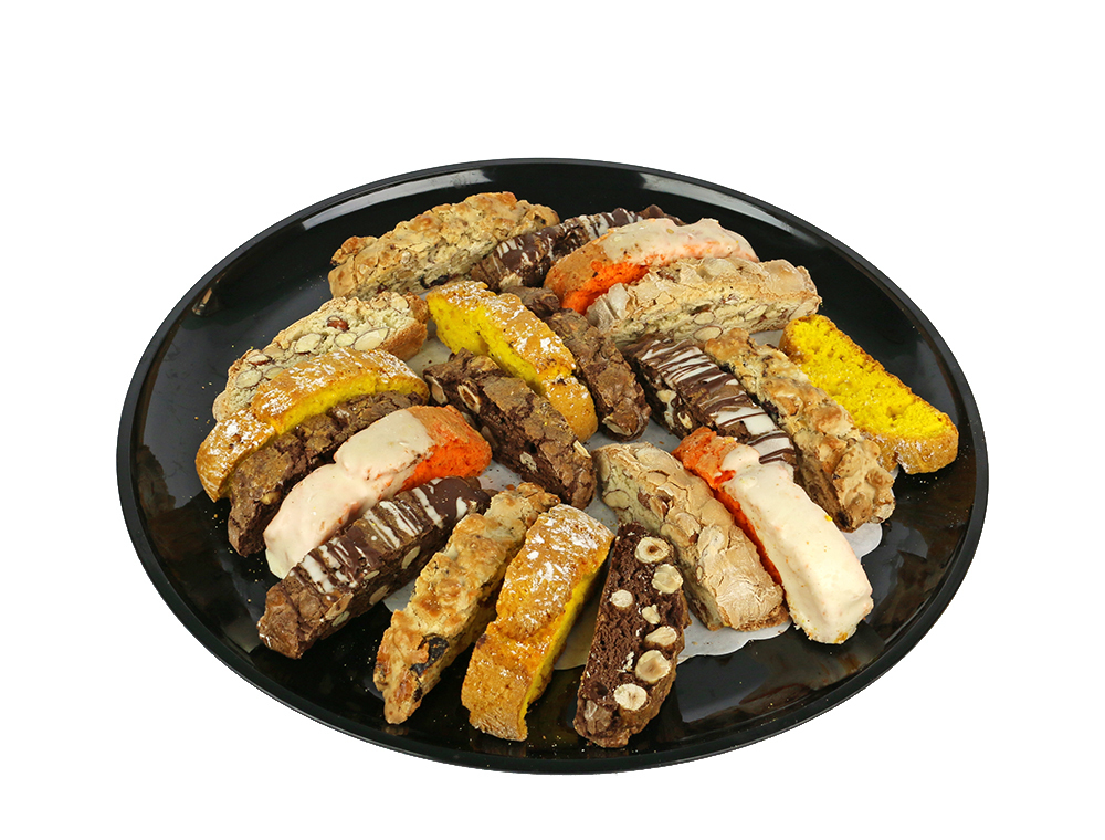 Assorted Biscotti Tray 052A551-6745