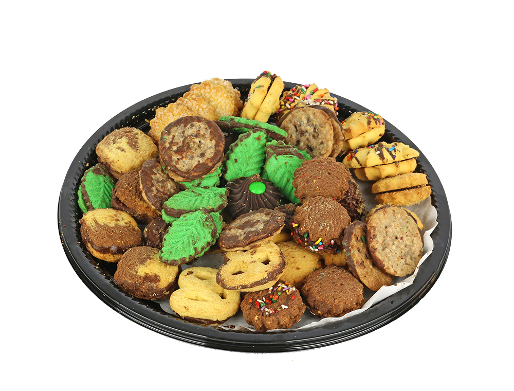 Assorted Butter Cookie Tray 051A550-6744