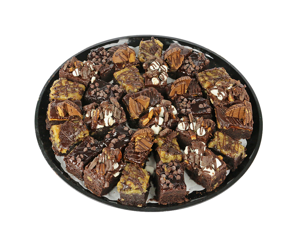 Brownie Bite Tray