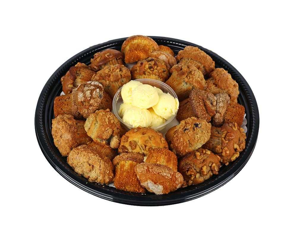 Muffin Tray with Whipped Butter 053A555-6749