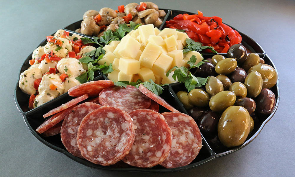 Gourmet Antipasto Platter 082A086