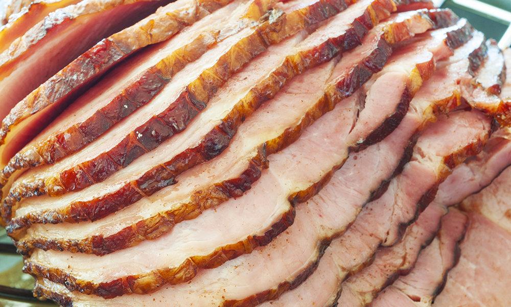 Sliced Ham 063A075-6858