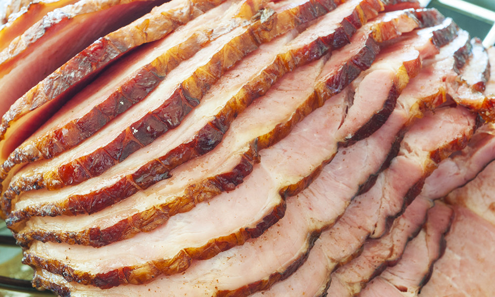 Sliced Ham 061A075-6858