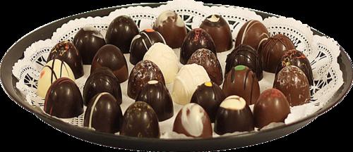 Chocolate Truffles 040A43-6432